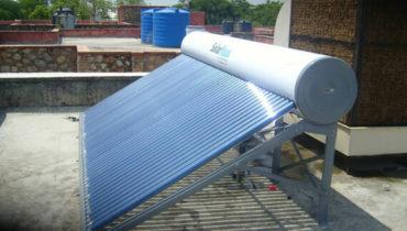 Solar Water Heater User Manual