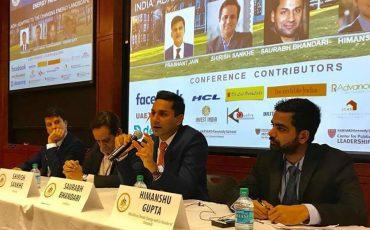 Saurabh Bhandari | India Conference Harvard | Climate Change