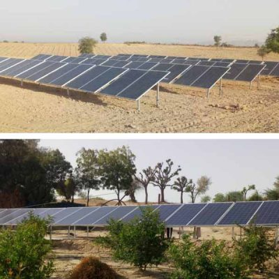Solar Powered Irrigation Systems