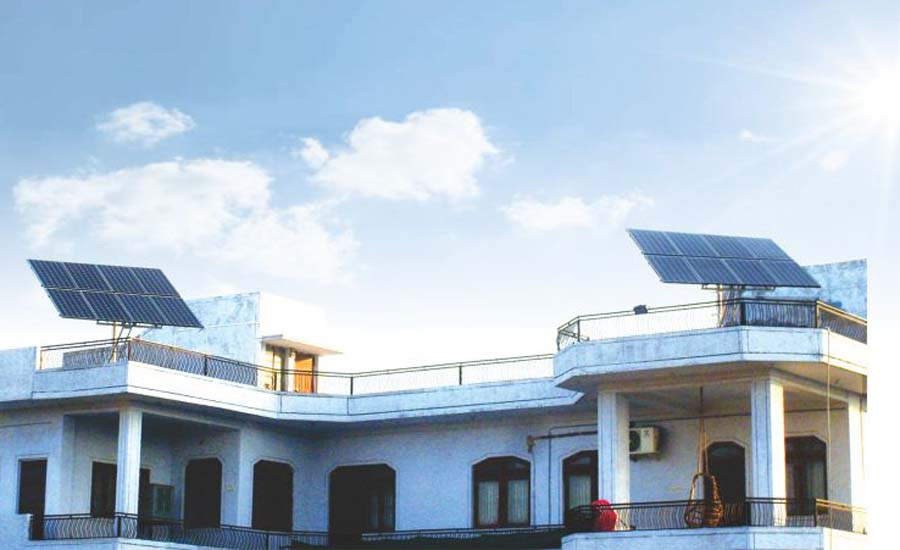 Orientation & Positioning of Solar Modules