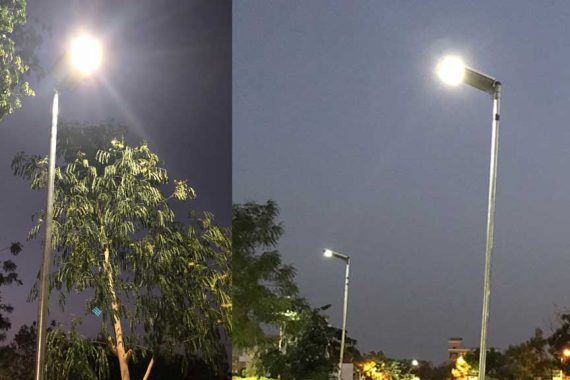 Solar Lighting brings CSR opportunities