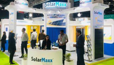 SolarMaxx Exhibit's at REI 2018