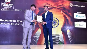 SolarMaxx awarded India's Most Preferred Solar Brand
