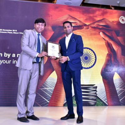 SolarMaxx awarded India's Most Preferred Solar Brand