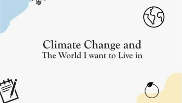 This is the future - Climate Change can Change