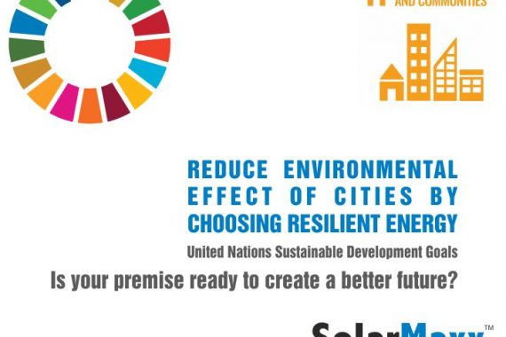 UN SDG: Sustainable Cities & Communities