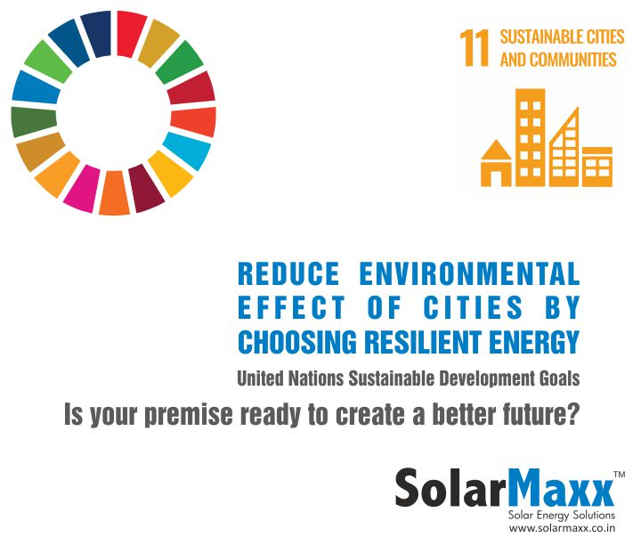 UN SDG: Sustainable Cities & Communities